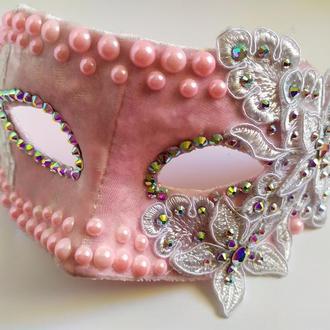 Карнавальная маска «Нежность»