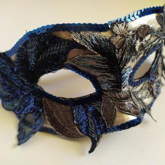 Карнавальная маска «Миледи»