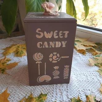 Короб для сладостей