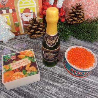 """Набір """"Щасливого Нового року"""""""
