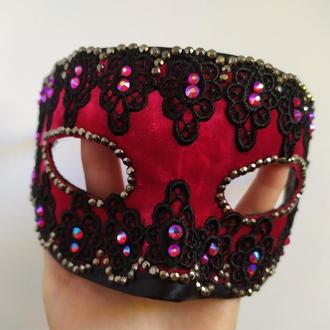 Карнавальная маска «Джульетта»