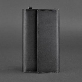 Кожаный клатч-органайзер (Тревел-кейс) 5.1 черный