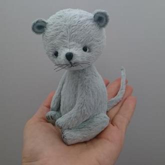 Тедди мышь (крыса) символ 2020