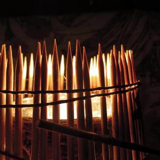 Лампа handmade Manchurian Lamp ночник