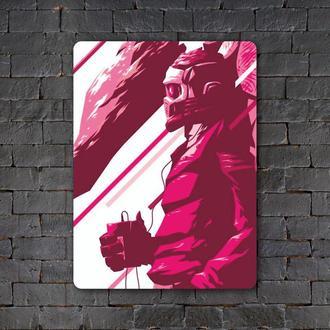 Постер (картина) табличка — STARLORD 2