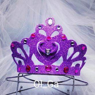 Корона новогодняя