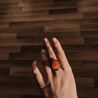 Оранжевий перстень