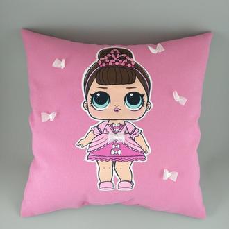Подушка детская LOL принцесса