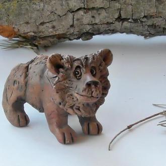 Фигурка Медвежонок Медведь Фигурка