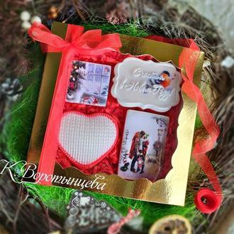 Подарочный набор к Новому году и Рождеству