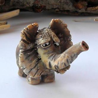 Фигурка слоника сувенир в виде слона