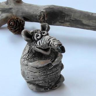 Фігурка Щур інтер'єрна Rat figurine