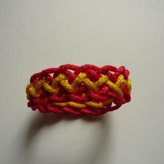 """Браслет выживания """"Pineapple knot"""""""
