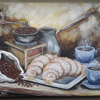 Картина Аромат кофе