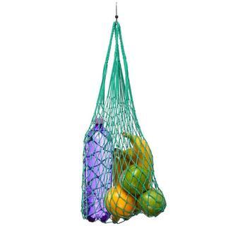 Зеленая сумка - Экосумка -Авоська - Натуральная хлопковая сумка