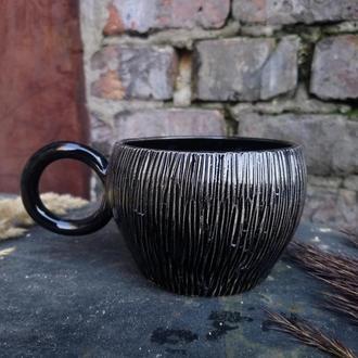 Чашка керамическая, 300 мл