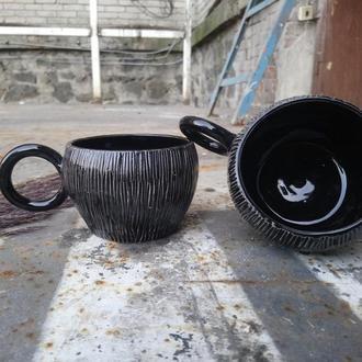 Набір чашок керамічних, 2 шт