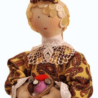 """Колекційна лялька """"Дві в одній"""""""