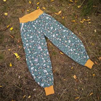 Затишно-лісові рукОтворні штани