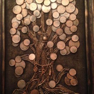 """Дерево богатства"""