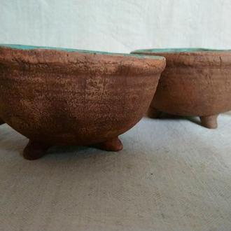 пара кружек керамических