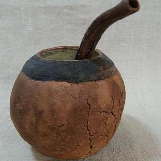 калебас средний из шамотной глины