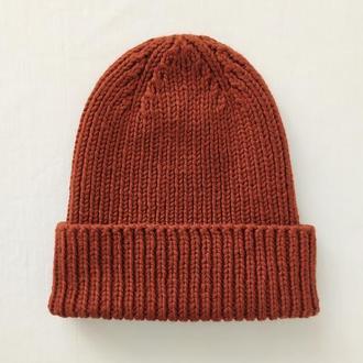 Популярная вязаная шапка. Унисекс