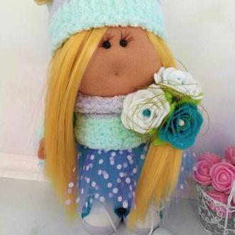 Кукла Тильда текстильная