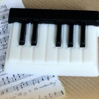 Пианино рояль фортепиано натуральное мыло подарок
