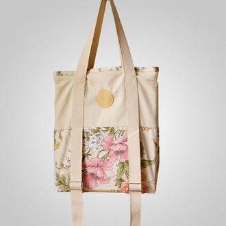 Еко-сумка для килимка для йоги Foyo Spring