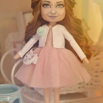 Авторская портретная кукла