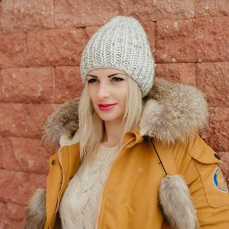 Шапочка-бини