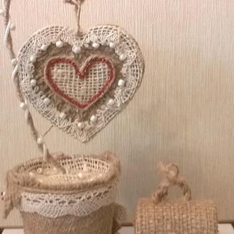 Сердечко -Валентинка