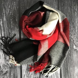 Тканый шарф