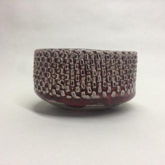 Керамический горшочек для кактусов и суккулентов