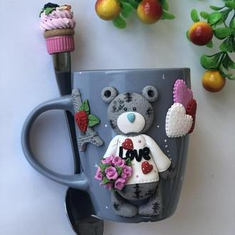 Чашка и ложечка)