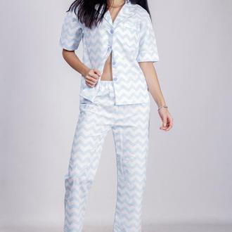 Пижама женская из 100% хлопка