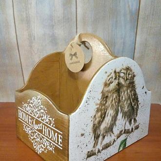 Короб для специй, спецовница, короб для мелочей