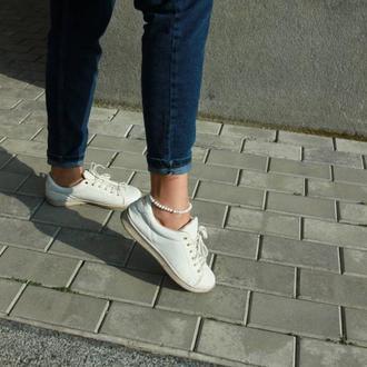 Браслеты на ноги