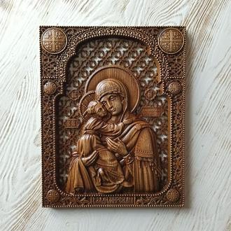 Икона Владимирской Божьей Матери (2)