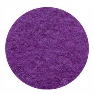 Фетр полиэстор Rosa 180 г/м2 21х30 см Фиолетовый темный (22)