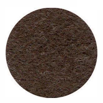 Фетр полиэстор Rosa 180 г/м2 21х30 см Коричневый темный (26)