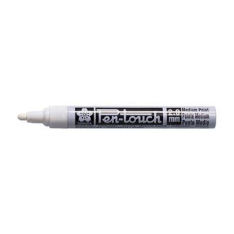Маркер Sakura Pen-Touch Medium 2.0 мм Белый