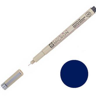 Лайнер Sakura Pigma Micron Синий 0.1 мм
