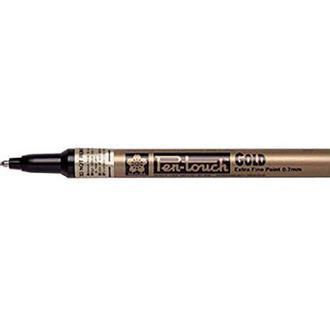 Маркер Sakura Pen-Touch Extra Fine Золото 0.7 мм
