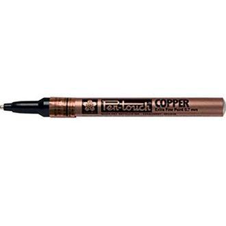 Маркер Sakura Pen-Touch Extra Fine Медь 0.7 мм