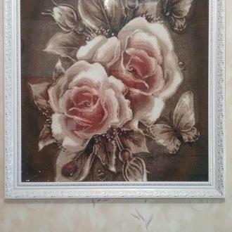 """Картина """"Чайные розы"""""""