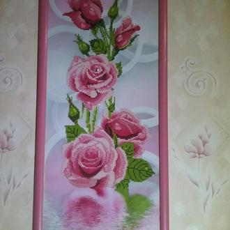 """Картина """"Нежные розы"""""""