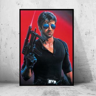 """Постер на ПВХ 3 мм. в раме """"Cobra / Кобра"""""""