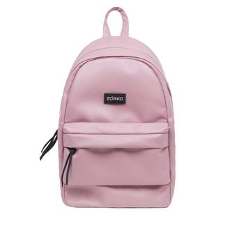 Cute pack - pink leather